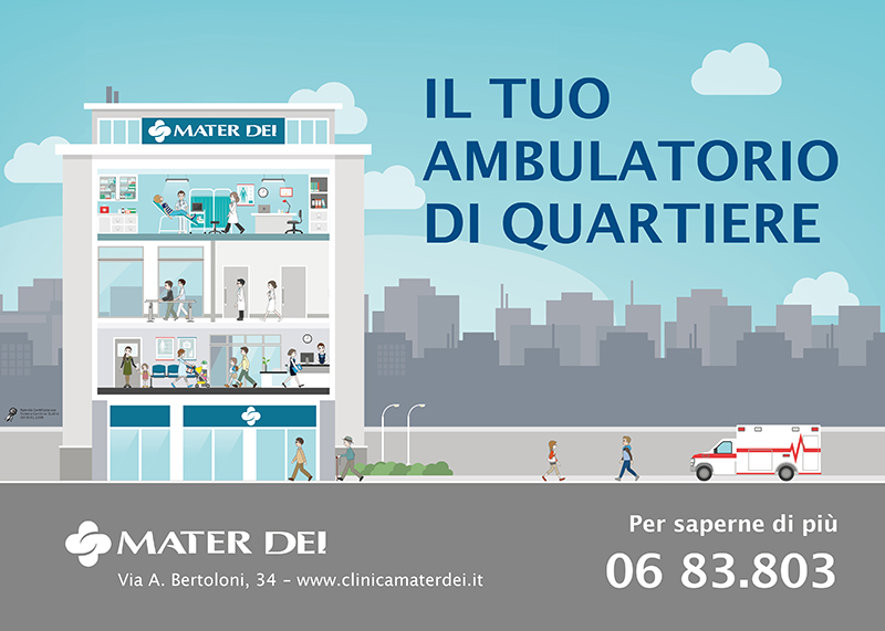 mater dei ambulatorio di quartiere