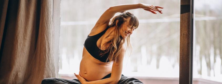 Posso fare sport in gravidanza?