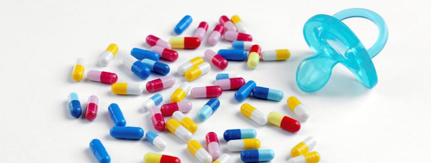 Quale farmaci portare in viaggio per i bambini