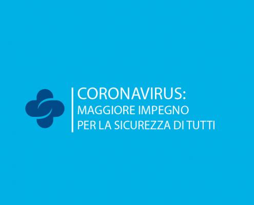 Paideia: maggiore impegno coronavirus